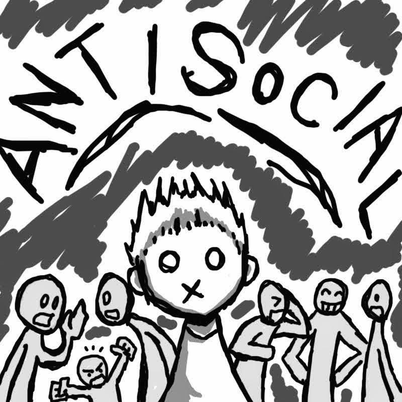 Anti social personality disorder 2 essay