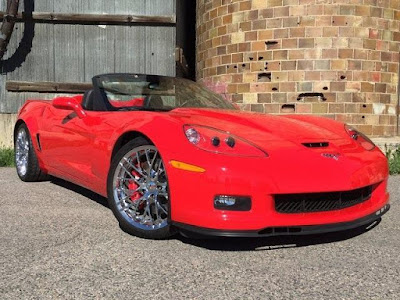 CPO 2013 Corvette for sale at Purifoy Chevrolet Fort Lupton