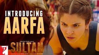 Sultan Teaser 2 _ Introducing Aarfa _ Salman Khan _ Anushka Sharma _ EID 2016