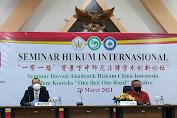 Gubernur Kalbar Sebut Perdagangan China-Indonesia Perlu di Kaji Hukum