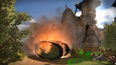 Quar: Infernal Machines Review | Gameplay