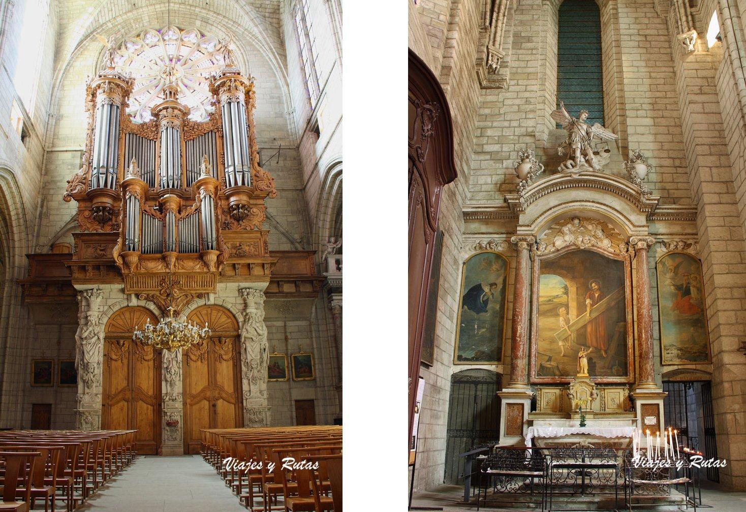 Catedral de Saint Nazaire de Beziers