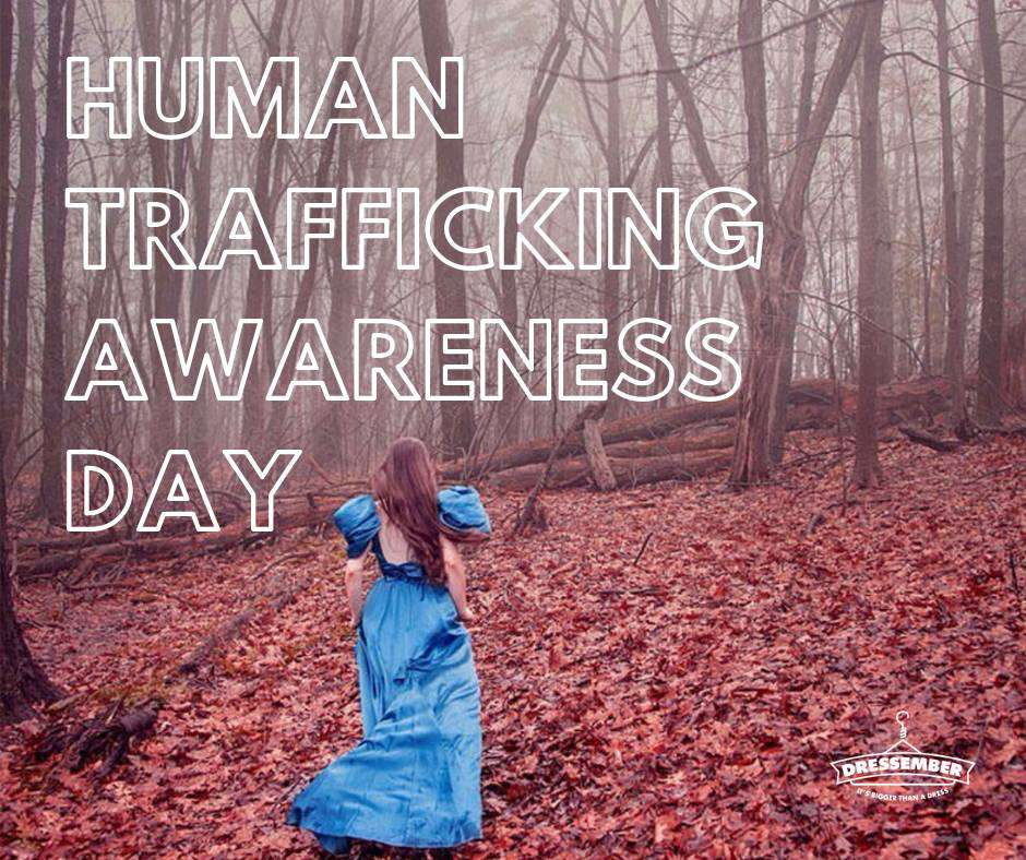 National Human Trafficking Awareness Day Wishes For Facebook