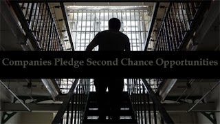 Jobs for Felons: Companies Pledge Second Chance Opportunities