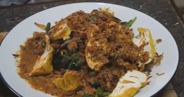 Makanan unik khas bali