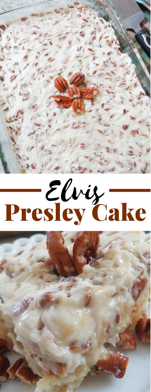 ELVIS PRESLEY CAKE #desserts #easytomake