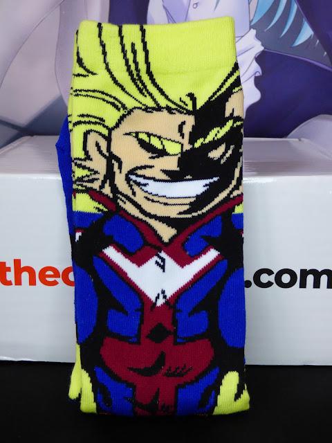 My Hero Academia All Might Socks