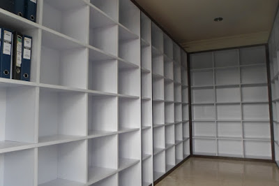 Rak Arsip Dokumen Muat Banyak + Furniture Semarang