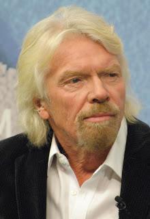 Richard Branson's