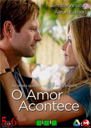 O Amor Acontece Dublado - DVDRip