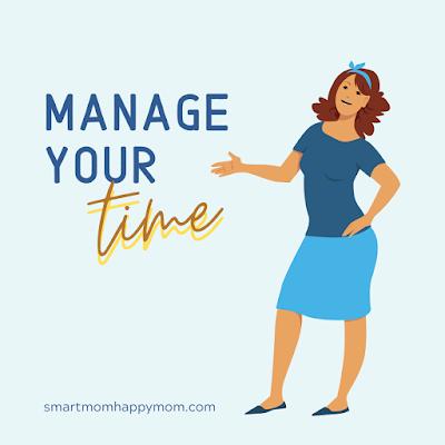 management waktu untuk ibu rumah tangga