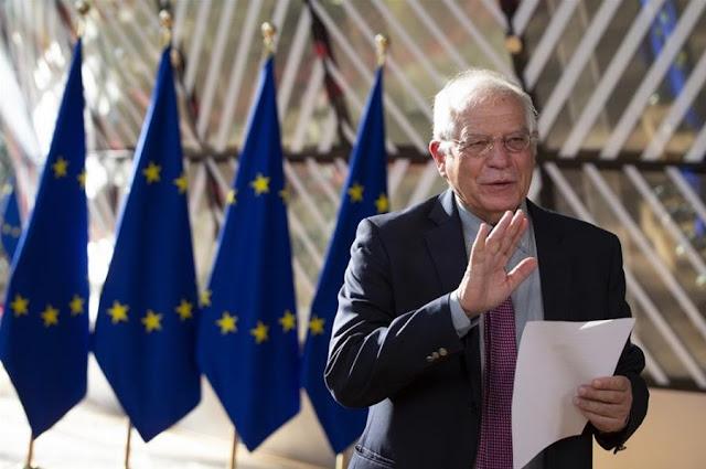 Η Ευρώπη ενώπιον των ευθυνών της, με τη σύγκρουση προ των πυλών