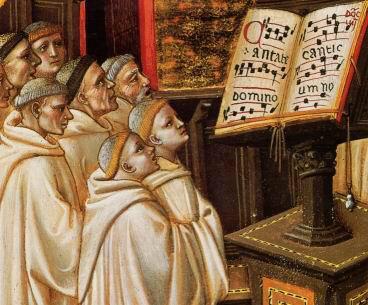 canti gregoriani da