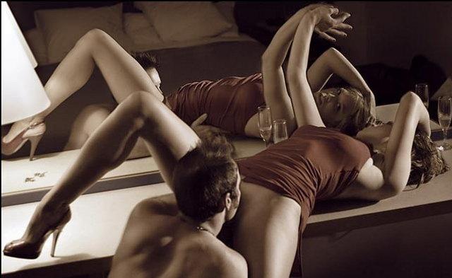 Страстные картинки секса и любви