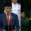 Jokowi - Ma'ruf Amin Resmi Sebagai Presiden dan Wakil Presiden