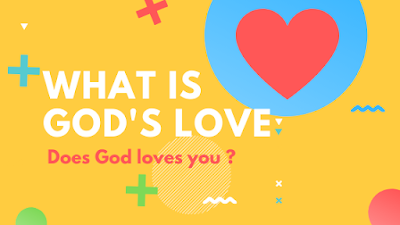 what is God's Love|