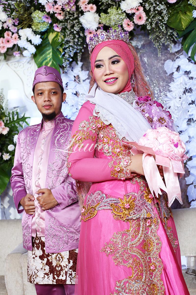 Foto Rias Pengantin Adat Jawa Sunda Dan Muslimah Berhijab