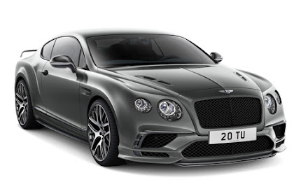 Bentley Continental Supersports 2018 Reviews, Specs, Price