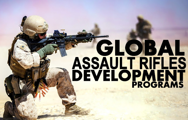 SITREP | Global Assault Rifles Development Programs