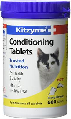 Daftar Vitamin Kucing Terbaik