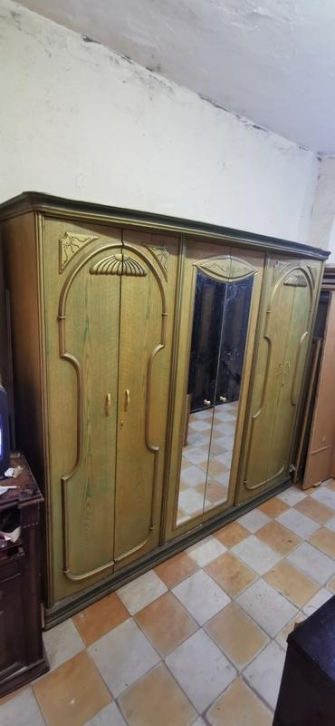 غرفه نوم مستعملة 6 درفة