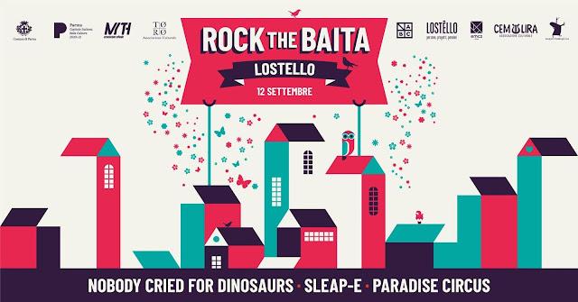 Rock the Baita 2020 - Parma