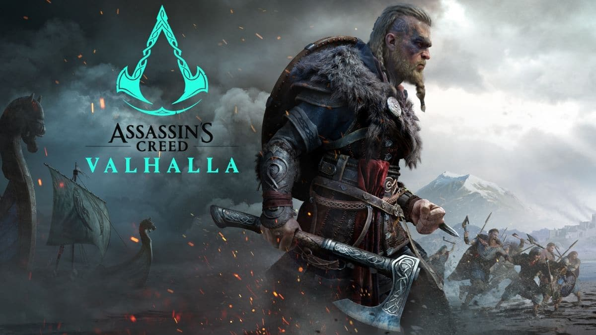 AC Valhalla Update 1.0.4: All information about timing, size, scope and patch notes