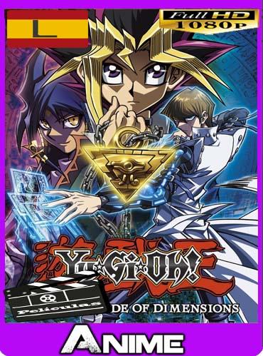 Yu-Gi-Oh! El Lado Oscuro de las Dimensiones (2016) HD [1080p] Latino [Google Drive] dizonHD