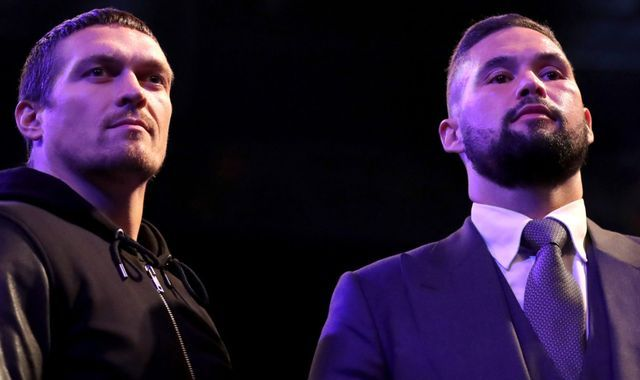 Tony Bellew KOs Oleksandr Usyk, If He Owns A Strong Game Plan And Mental Toughness
