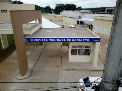 Governador Geraldo Alckmin entregou as obras do Hospital Regional de Registro-SP