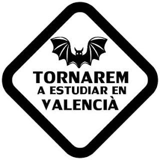 La expansión de la lengua valenciana en Cataluña.