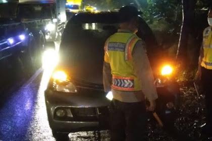 Kurang Hati-hati, 3 Kendaraan Terlibat Kecelakaan Beruntun di Jombang