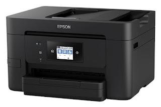 Epson WorkForce Pro WF-3720DWF téléchargements de pilotes