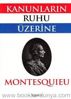 Montesquieu - Kanunların Ruhu Üzerine