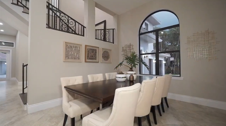 39 Interior Design Photos vs. 5952 Vanderipe Rd, Sarasota, FL Luxury Mansion Tour