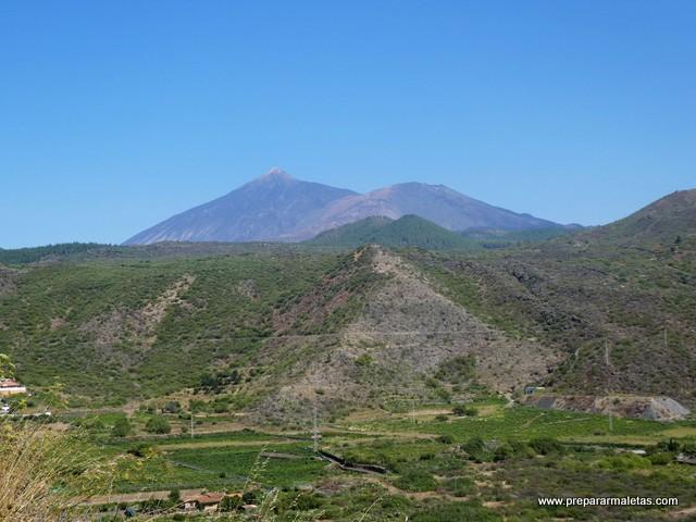 Teide y Pico Viejo Tenerife