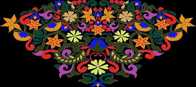 vector-banquet-textile-motif
