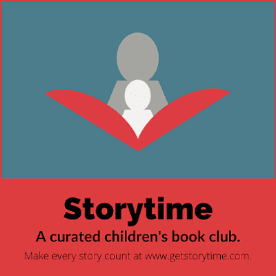 Learn about the Storytime Book Club, its mission, and about its subscription boxes for children.  This is a sponsored post.  #kellysclassroomonline