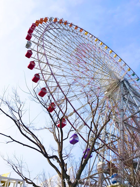 Tempozan Giant Ferris Wheel