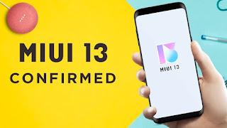 miui 13 release date