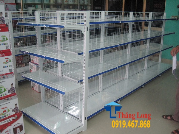 Bán giá kệ siêu thị giá rẻ tại Hưng Yên