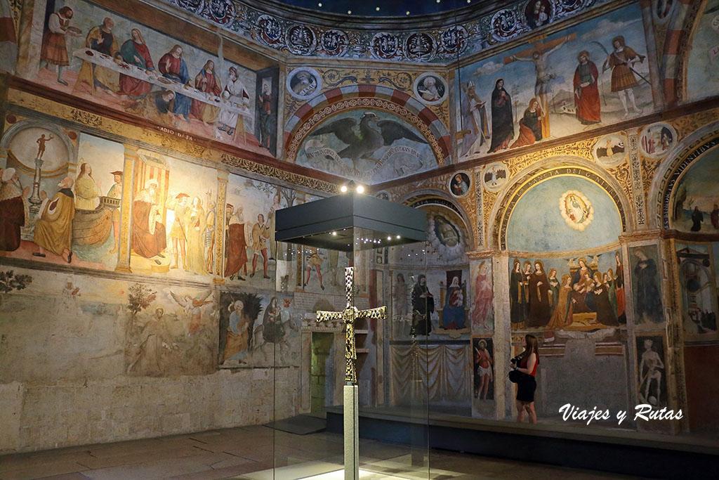 Iglesia de Santa María in Solario de Brescia