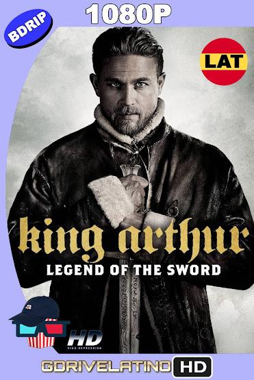 El Rey Arturo: La Leyenda de la Espada (2017) BDRip 1080p Latino-Ingles MKV