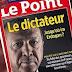 «Τούρκοι» έγιναν στην Αγκυρα με το εξώφυλλο του Le Point για τον «δικτάτορα Ερντογάν»
