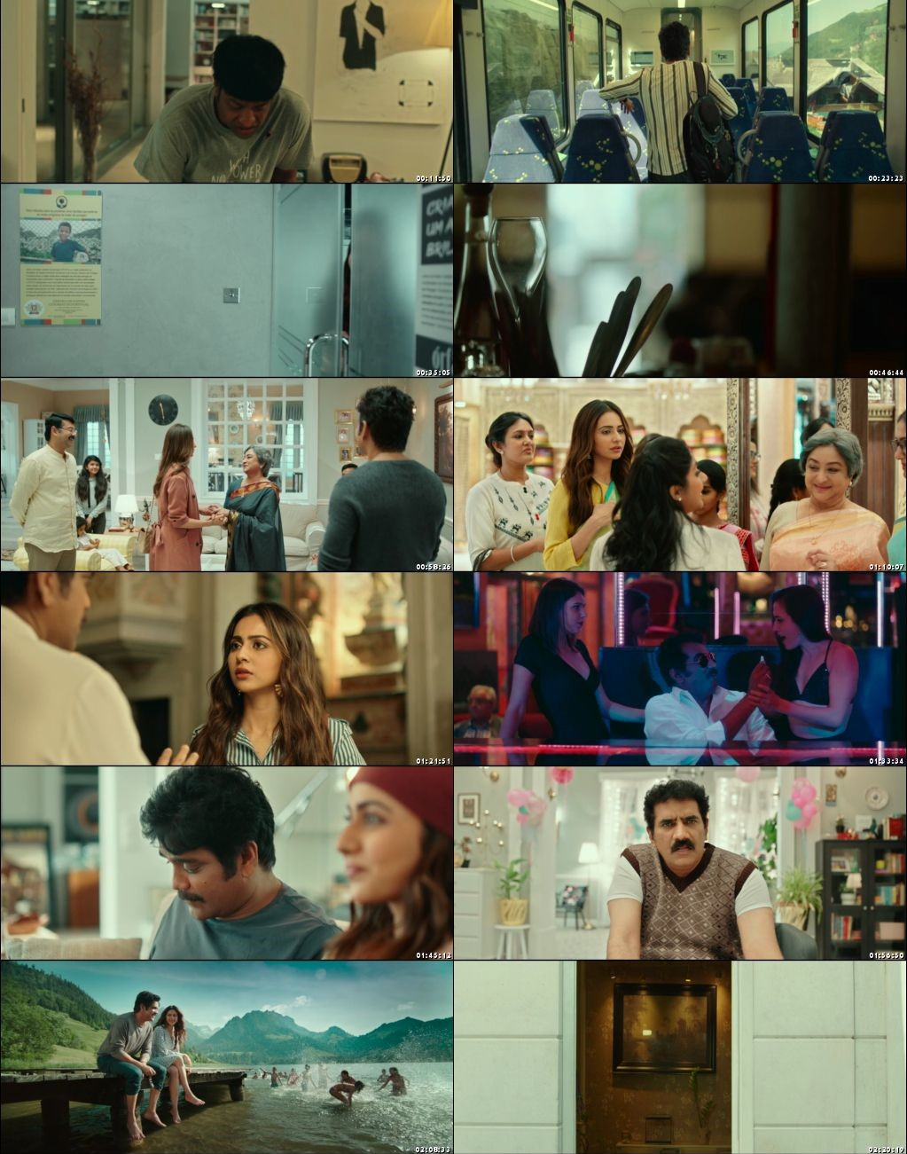 Manmadhudu 2 2019 Full Hindi Dubbed Movie Download