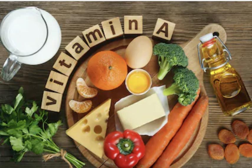 विटामिन ' ए ' से होने वाले स्वास्थ्य लाभ