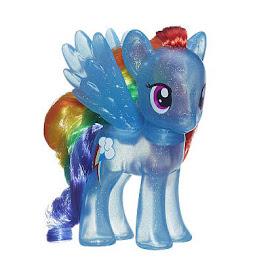 My Little Pony Fashion Style 2-pack Rainbow Dash Brushable Pony