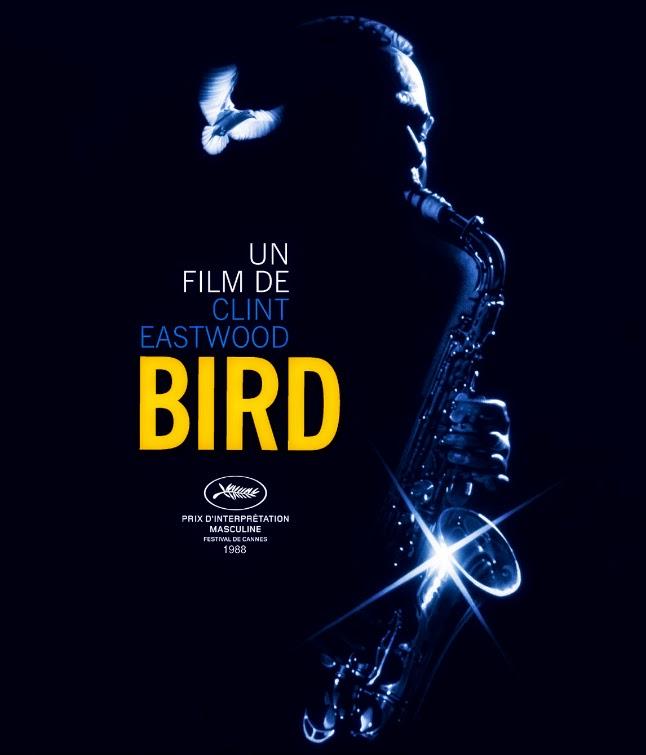 """""""Bird"""" (1988): Filme biográfico sobre o saxofonista de jazz Charlie Parker."""