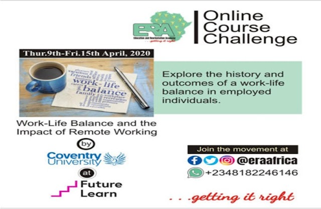 Online Course Challenge