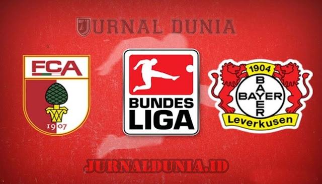 Prediksi Augsburg vs Bayer Leverkusen , Minggu 21 Februari 2021 Pukul 19.30 WIB @Mola TV